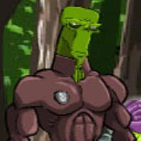 بازی آنلاین مرد سبز
